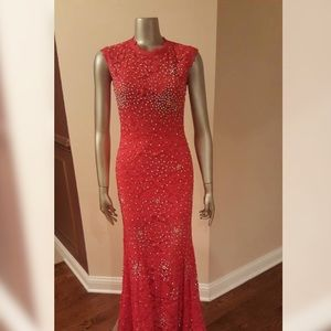 Red Prom Dress from Camille's